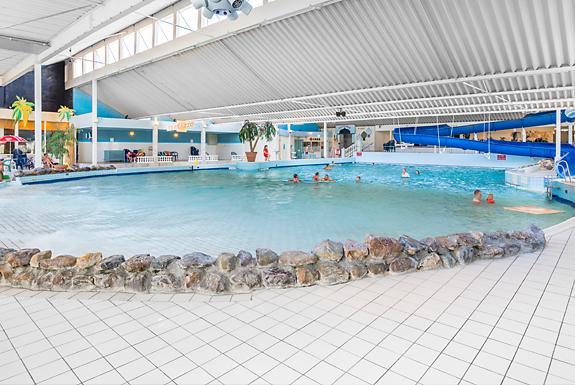 Subtropisch Zwemparadijs Roompot Beach Resort